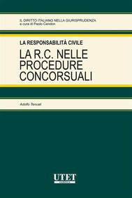 La R.C. nelle procedure concorsuali - copertina
