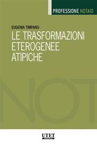 Le trasformazioni eterogenee atipiche - Librerie.coop