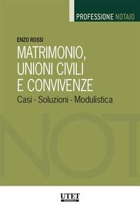 Matrimonio, unioni civili e convivenze - Librerie.coop