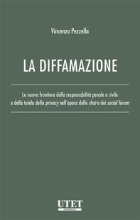 La diffamazione - Librerie.coop