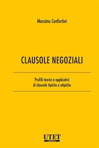 Clausole negoziali - Librerie.coop