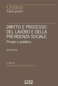 Diritto e processo del lavoro e della previdenza sociale - Librerie.coop