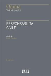 Responsabilità civile II edizione - Librerie.coop