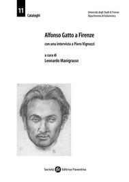 Alfonso Gatto a Firenze - copertina