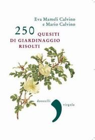 250 quesiti di giardinaggio risolti - copertina