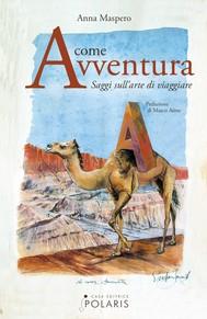 A come Avventura - copertina