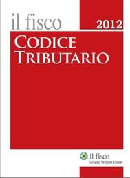 Codice tributario 2012 - copertina