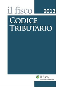 Codice Tributario - il fisco 2013 - copertina