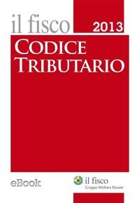 Codice tributario 2013 - copertina