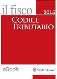 Codice tributario 2015 Pocket - copertina