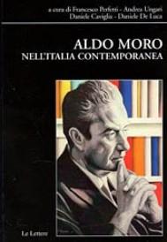 Aldo Moro nell'Italia contemporanea - copertina
