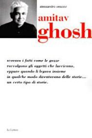 Amitav Ghosh - copertina