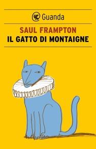 Il gatto di Montaigne - copertina