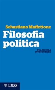 Filosofia politica - copertina