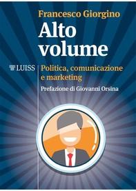 Alto Volume - Librerie.coop