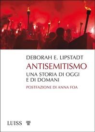 Antisemitismo - Librerie.coop