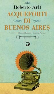 Acqueforti di Buenos Aires - copertina
