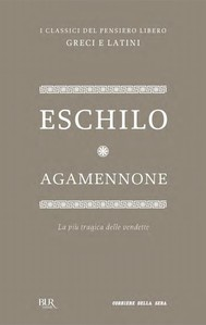 Agamennone - copertina