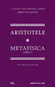 Metafisica. Libro I - copertina