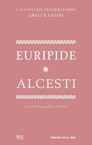Alcesti - copertina