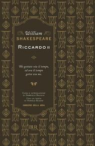 Riccardo II - copertina