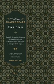 Enrico V - copertina