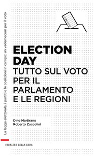 Election day - copertina
