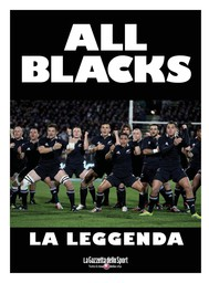 All Blacks, la leggenda - copertina