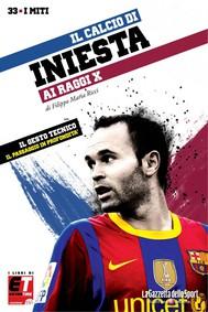 Andrés Iniesta - copertina