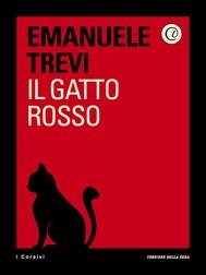 Il Gatto rosso - copertina