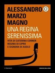 Una Regina Serenissima - copertina