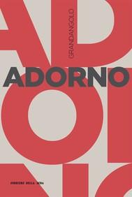 Adorno - copertina