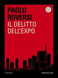 Il delitto dell'Expo - copertina