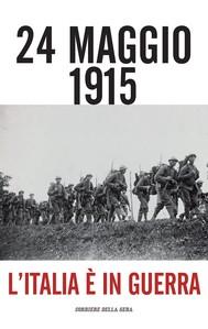 24 maggio 1915 - copertina