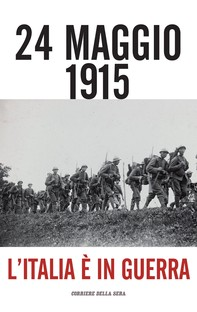 24 maggio 1915 - Librerie.coop