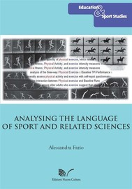 Analysing the Language of Sport and related Sciences - copertina