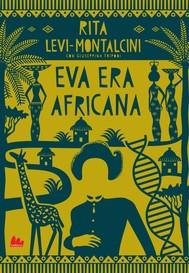 Eva era africana - copertina