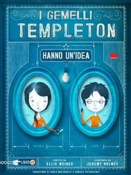 I gemelli Templeton hanno un'idea - copertina
