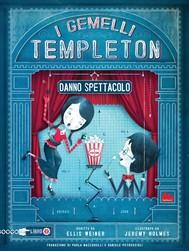 I gemelli Templeton danno spettacolo - copertina