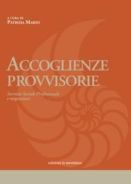 Accoglienze provvisorie - copertina
