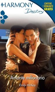 Amante milionario - copertina