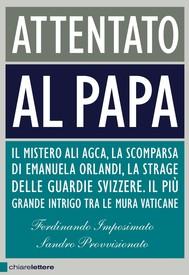 Attentato al papa - copertina