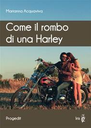 Acquaviva, Come il rombo di una Harley - copertina