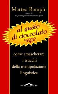 Al gusto di cioccolato - copertina
