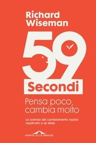 59 secondi vol. 1 - copertina