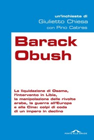 Barack Obush - copertina