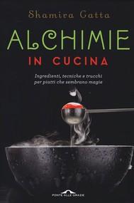 Alchimie in cucina - copertina