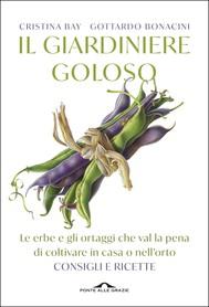 Il giardiniere goloso - copertina