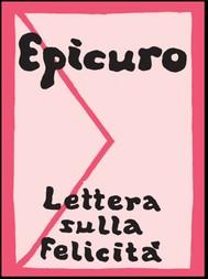 Lettera sulla felicità - copertina