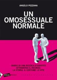 Un omosessuale normale - copertina